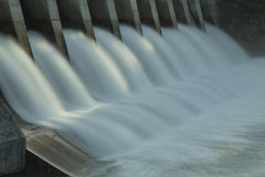 Kananaskis Hydro Electric Dam m1 Stock Photo