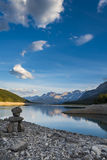 Kananaskis Lakes Royalty Free Stock Photo