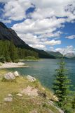Kananaskis-Land in Kanada Stockbilder