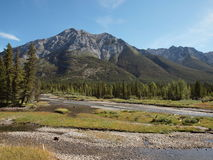 Kananaskis River Stock Image