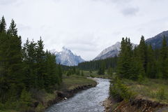 Kananaskis, Western Alberta Canada Stock Photo