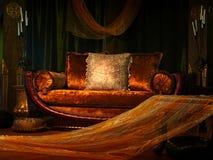 kanapa Zdjęcie Royalty Free