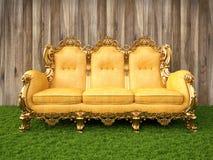kanapa Obraz Royalty Free