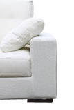 kanapa biel Obrazy Stock