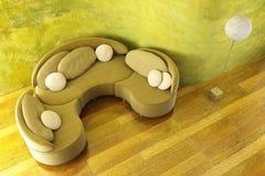 kanapa lounge pokój round