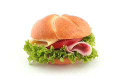 kanapkę? Obrazy Royalty Free