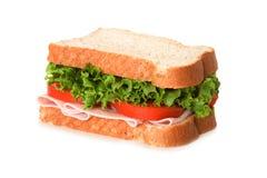 kanapkę? Zdjęcia Stock