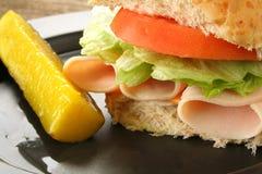 kanapkę? Zdjęcie Royalty Free