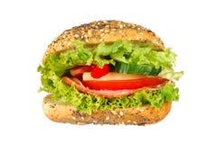 kanapkę? Obrazy Stock