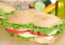 kanapka Obraz Stock