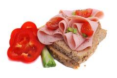 kanapka Zdjęcie Stock