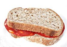 kanapka Zdjęcia Royalty Free