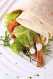 kanapka opakunek obrazy stock