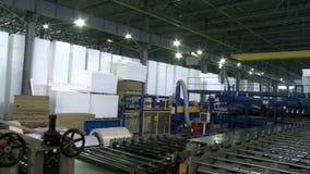 Kanapka panelu produkci rośliny widok zdjęcie wideo