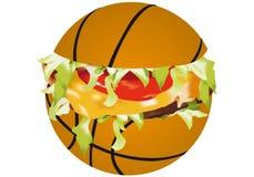 kanapka sporty Fotografia Royalty Free