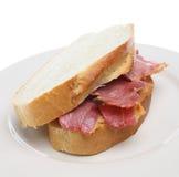 kanapka z bekonem zdjęcie royalty free