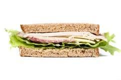 kanapka z delikatesów Zdjęcie Stock