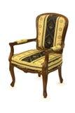 Kanapy krzesło Fotografia Stock