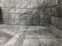 Kanapy pokrywa Obraz Royalty Free