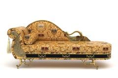 Kanapy złoto royalty ilustracja