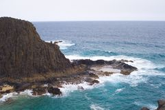 Kanarek wyspa fotografia stock