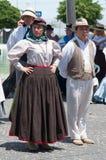Kanarischer traditioneller Tanz, Teneriffa, Spanien Stockfoto