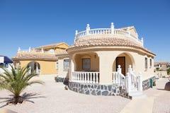 kanarowy Fuerteventura domów wyspy Spain wakacje Fotografia Stock