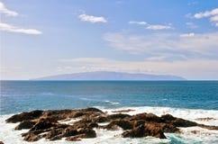 kanarowy Gomera wysp los angeles Obrazy Royalty Free