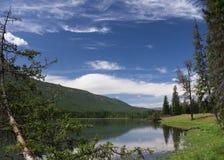 Kanas Fluss Stockfoto