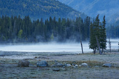 Kanas jezioro obraz stock