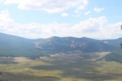 Kanas. The landscape of kanas lake Stock Photos