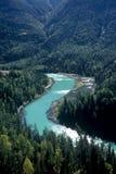 Kanas River,China. Kanas River in Xinjiang province,China Royalty Free Stock Photography