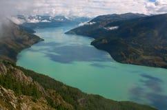 kanasi jeziora Obrazy Royalty Free