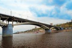 Kanavinsky bridge Royalty Free Stock Images