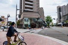 Kanawaza city Royalty Free Stock Image