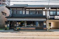 Kanawaza city Royalty Free Stock Photos