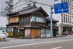 Kanawaza city Royalty Free Stock Photo