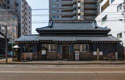 Kanawaza stad Arkivfoton
