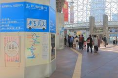 Kanazawa bus station terminal  Japan Stock Images