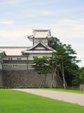 Kanazawa castle Royalty Free Stock Photography
