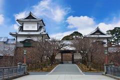 Kanazawa Castle Stock Photos
