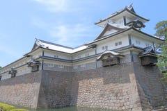 Kanazawa Japanese Castle   Stock Photography