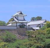 Kanazawa Castle Japan Royalty Free Stock Image