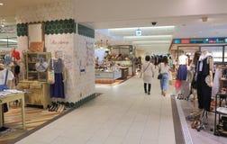 Kanazawa Hyakubangai shopping mall Japan Royalty Free Stock Photos