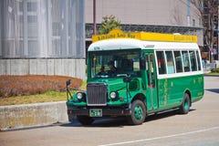 Kanazawa Loop Bus Royalty Free Stock Image