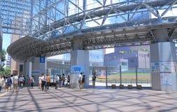 Kanazawa Station bus terminal Japan Stock Photography