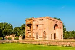 Kanch Mahal przy Sikandra fortem w Agra, Uttar - Pradesh, India Zdjęcia Stock