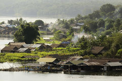 Kanchana Buri province at Thailand 02 Royalty Free Stock Image
