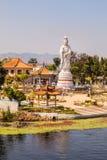 Kanchanaburi temple Stock Images