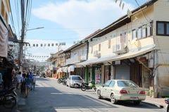 Kanchanaburi, Thaïlande Photos stock